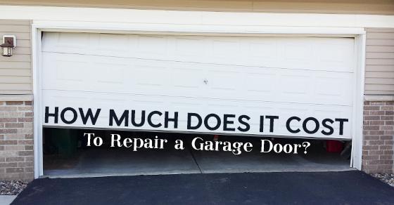 How Much Does A Garage Door Repair Cost In Charlotte Garage Door And More